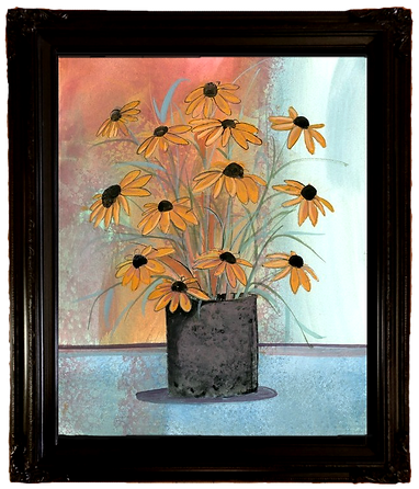 Floral Elegance Canvas Framed.png