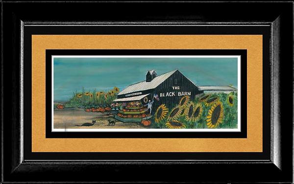Our Black Barn Framed 4.jpg