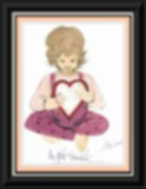 My First Valentine Framed.jpg