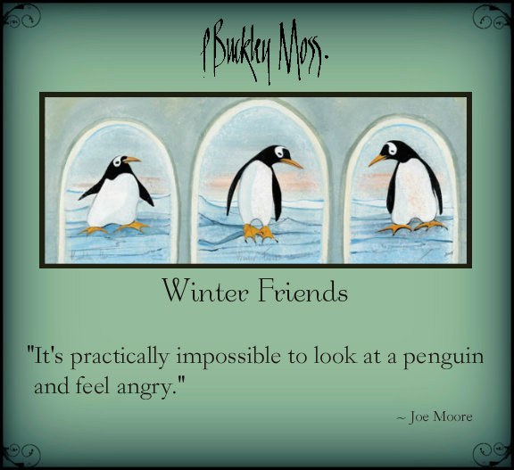 today is World Penguin Day ...