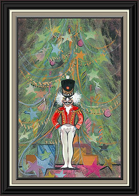 The Nutcracker - Prince of Dreams Framed
