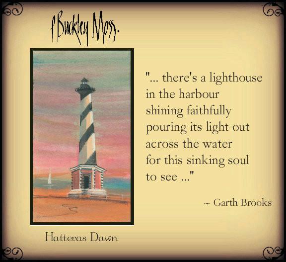 a new lighthouse ...