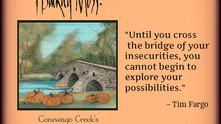stone bridges ...