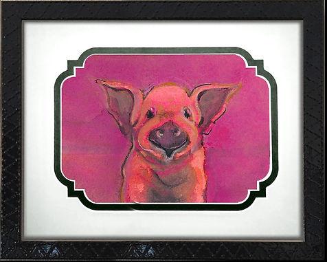 Piglet in Pink Framed.jpg