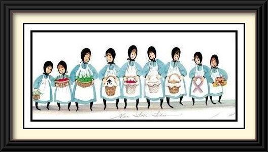Nine Little Ladies framed.jpg