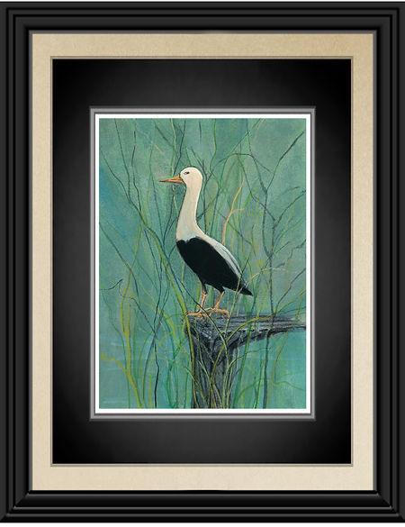 In the Marsh Framed.jpg