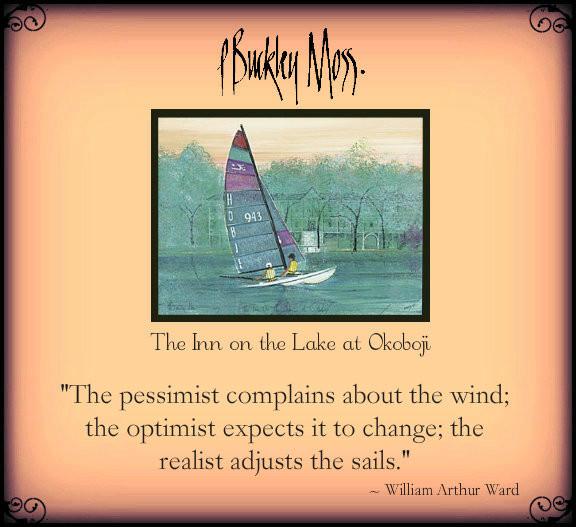 still sailing ...