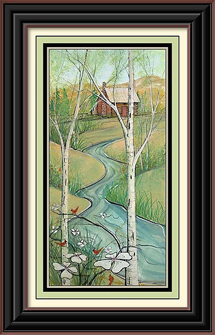 Spring in Appalachia Framed.jpg