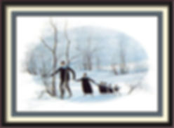 Family of Skaters Framed.jpg