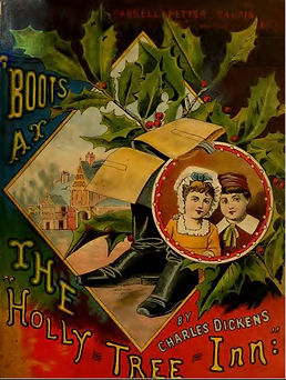 Boots at the Holly Tree Inn Front Cover.