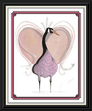 Moss Valentine's Goose Framed.jpg