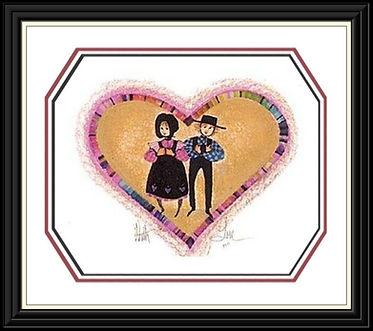 With Love Framed.jpg