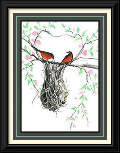 Sprng Nest Framed.jpg