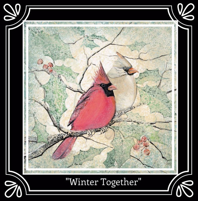 together through winter ...