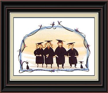The Graduates Framed.jpg