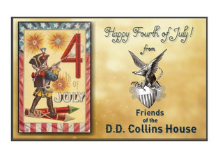 A Visit to the Fourth of July in the 1800s ~