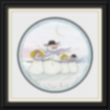 Snow Family Framed.jpg