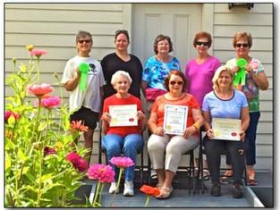Congrats to the Collinsville Garden Club!!~