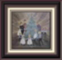 A Family Christmas Framed.jpg