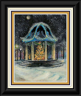 Front Royal Silent Night Framed.jpg