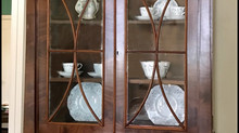 Our New China Cabinet . . .