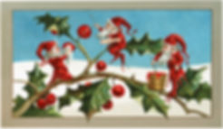 Vintage-Elves-Holly-Image-GraphicsFairy.
