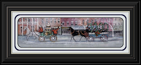 Lebanon Holiday Horse Parade Framed.jpg