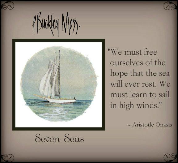 set sail ...
