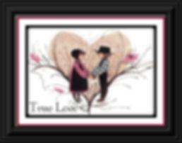 True Love Framed.jpg