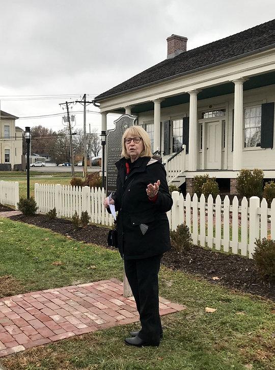 Cindy Reinhardt Illinois Historic Societ
