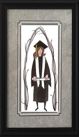 2017 Graduate Girl 2 framed.jpg