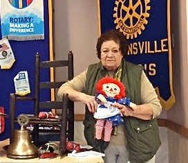 Sharing with the Collinsville Rotary Club~