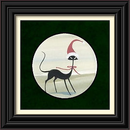 Cat in the Hat I Framed.jpg