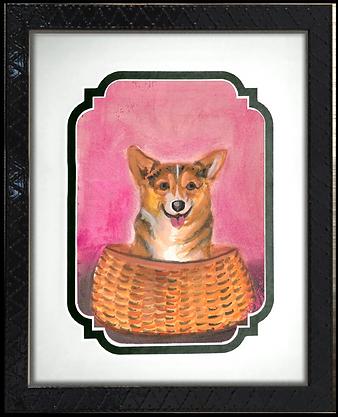 Basket Frolicks Framed.png