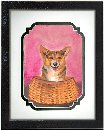 Basket Frolicks Framed.png