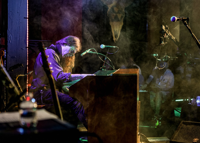 Craig Dreyer of The Scott Sharrard Band