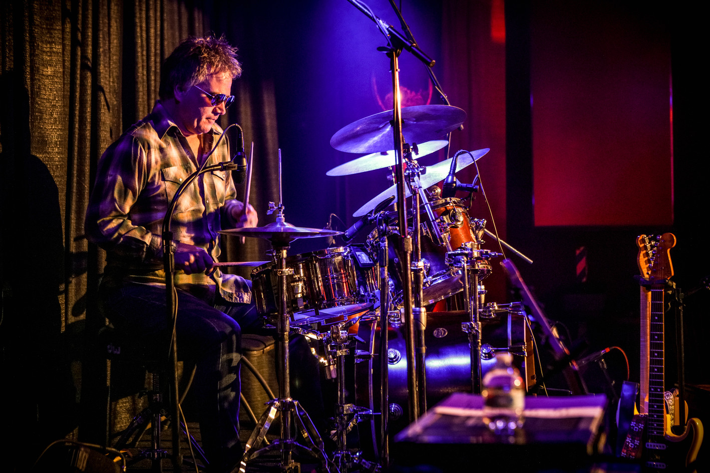 Eric Kalb of The Scott Sharrard Band
