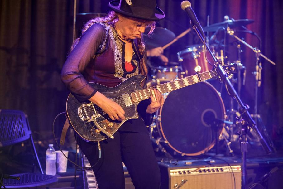 Guitarist Annie McCue