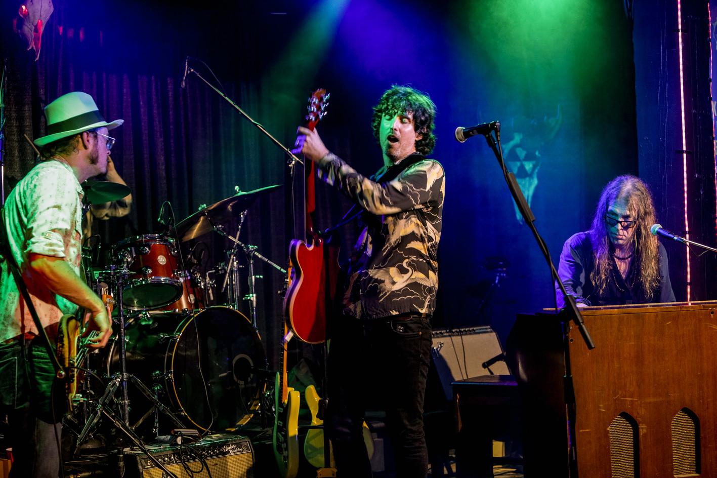 The Scott Sharrard Band