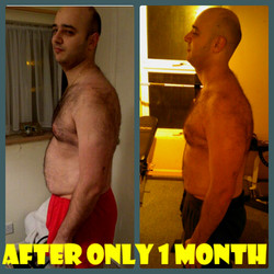 Lost a Stone after 1 month