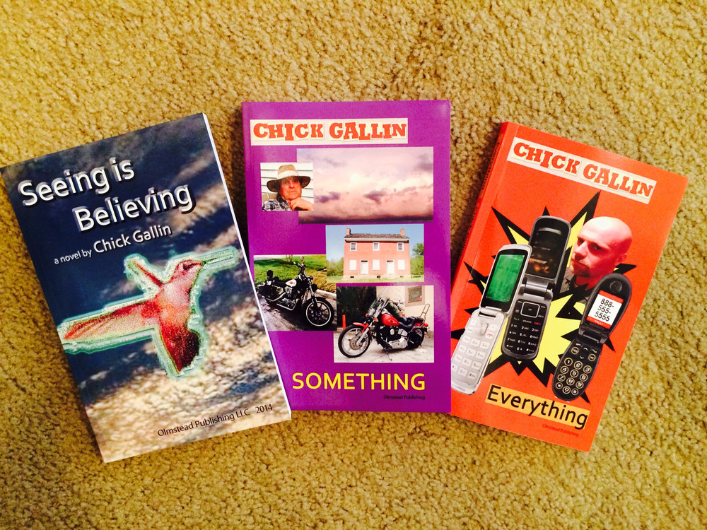 Books by Chick Gallin