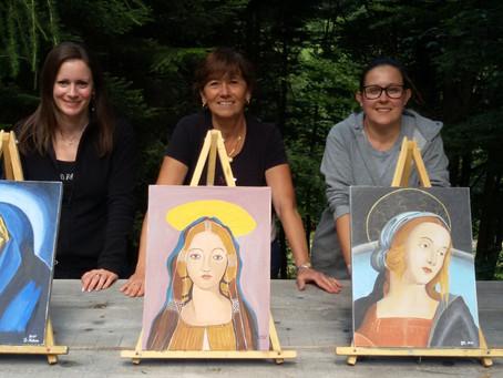 Arte in Atelier Vigezzo, un anno di attività.