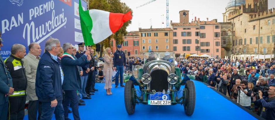 Argo Racing e Mantova Corse, ancora insieme alla 30^ edizione del Gran Premio Nuvolari.