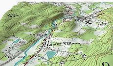 Topo Topographic existing conditions design surveys, Arizona D2 Surveying. Professional Land surveyors