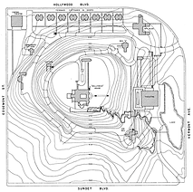 D2 Surveying plans, Arizona