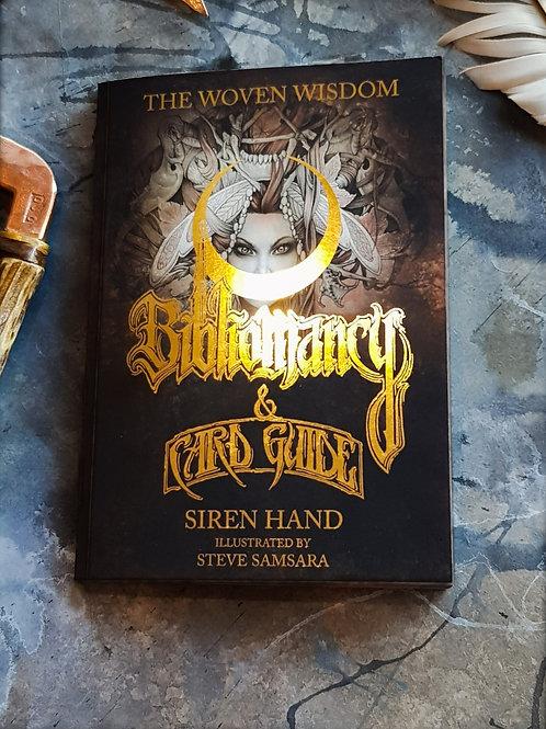The Woven Wisdom: Bibliomancy & Card Guide