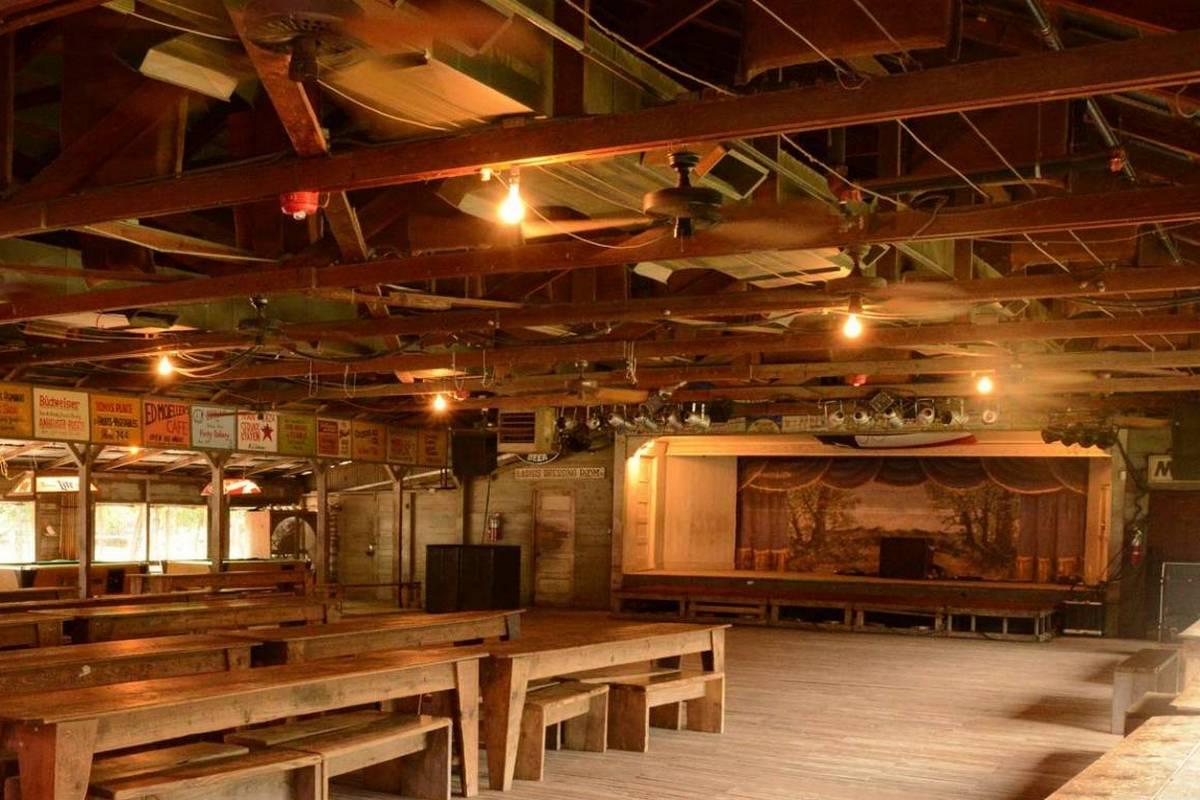 Gruene (dance) Hall