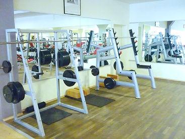 Kurz- und Langhantel Training bei Fitness First Cl