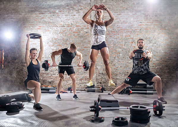 CrossFitness in Mainz Weisenau bei Fitness First Class