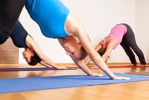 Yoga Kurse bei Fitness First Class in Mainz Weisenau.